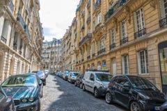 Paris street Stock Images