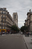 Paris Street Royalty Free Stock Images