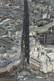 Paris street view Stock Images