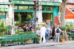 Paris Streets Royalty Free Stock Image