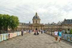 Paris streets Royalty Free Stock Images