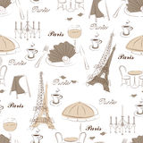Paris stock illustration