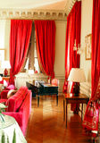 PARIS:Suite in Palace Hotel Royalty Free Stock Image