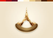 Paris-Symbol stockbild