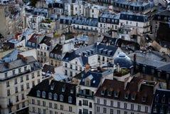 Paris tak Fotografering för Bildbyråer