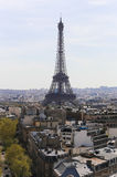 Paris from Top Stock Images