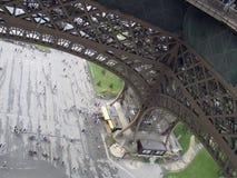 Paris, torre Eiffel foto de stock royalty free