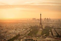 Paris - torre Eiffel Imagem de Stock