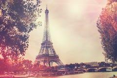 Paris, Tour Eiffel Image libre de droits