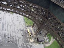 Paris, Tour Eiffel Photo libre de droits
