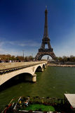 Paris tour Eiffel royalty free stock photo