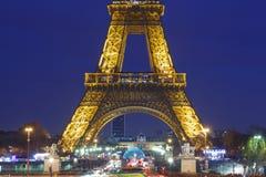 paris Tour Eiffel Photographie stock libre de droits