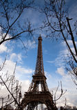 Paris, Tour Eiffel Stock Photography