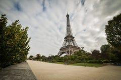 Paris, Tour Eiffel, paysage urbain Image stock