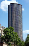 Paris - Tour Montparnasse Stock Image