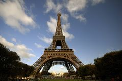 Paris Tower Stock Photography