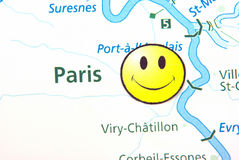 Paris travel Royalty Free Stock Photos