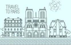 Paris Travel 05 A Stock Images