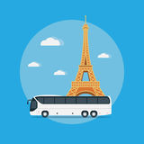 Paris travel Royalty Free Stock Image