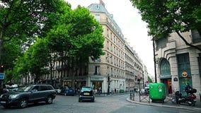 Paris Trocadero stock footage