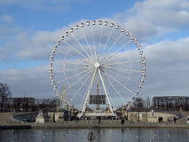 Paris Tuileries #1 Royalty Free Stock Image