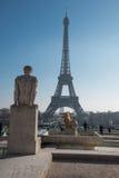 Paris-Turm Stockfotografie
