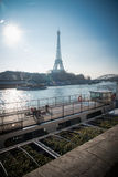 Paris-Turm Lizenzfreie Stockfotos