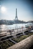 Paris-Turm Stockfoto