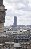 Paris, Turm Augustes 16,2013-Montparnasse Lizenzfreies Stockfoto