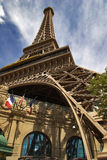Paris in Vegas Stock Photos