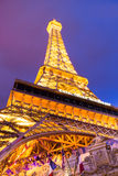 Paris vegas Photo stock