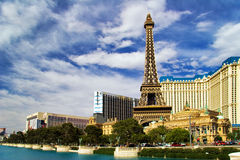 Paris in Vegas Stock Image