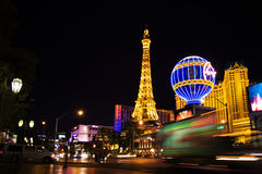 Paris in Vegas Stock Photography