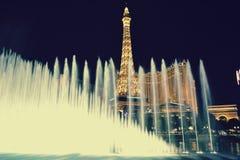 Paris Vegas, Nevada Stock Photography