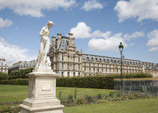 Paris - Venus Statue from Tuileries garden Stock Image