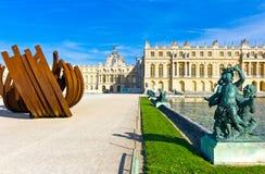 Paris Versailles Stockbilder