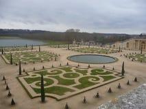 Paris - Versalhes (ajardinar do jardim) Fotos de Stock Royalty Free