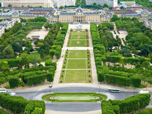 Paris view Royalty Free Stock Photography