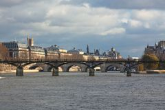 Paris view Royalty Free Stock Image