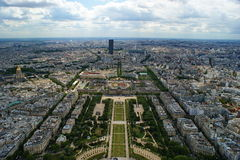 Paris view Stock Photography