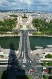 Paris view Stock Photography