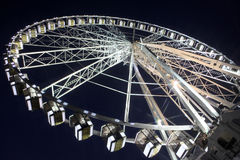 Paris wheel Stock Images