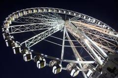 Paris wheel. Giant wheel on Concord in Paris Stock Images