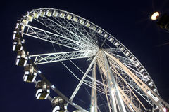 Paris wheel Royalty Free Stock Photos