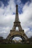 Paris wieżę eiffel France obrazy stock