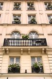 Paris windows Royalty Free Stock Images