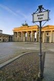 Pariser Platz Berlin Stock Images