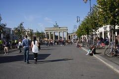 Pariser Platz Stock Photography