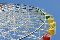 Pariserhjul Arkivbild