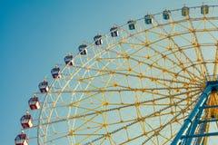 Pariserhjul Royaltyfri Fotografi